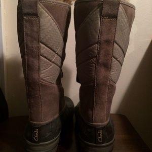 Clarks Shoes - Clarks Women Snow Boots Muckers Storm, Waterproof